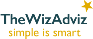 TheWizAdviz Simple is Smart logo